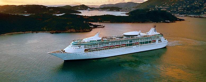 Rhapsody of the Seas ile Akdeniz Gemi Turu