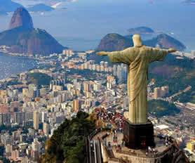 Rio heykeli