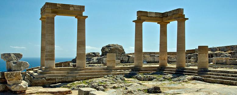 Athena Tapınağı - Rodos