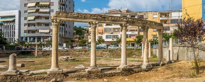 Roma Eserleri - Durres