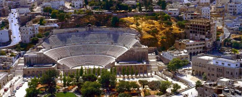 Roma Kalıntıları - Amman