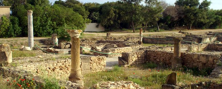 Roma Kalıntıları - Hammamet