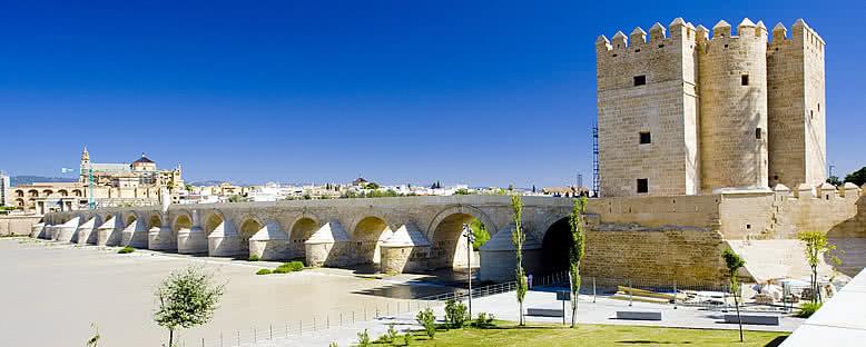 Roma Köprüsü ve Calahorra Kulesi - Cordoba
