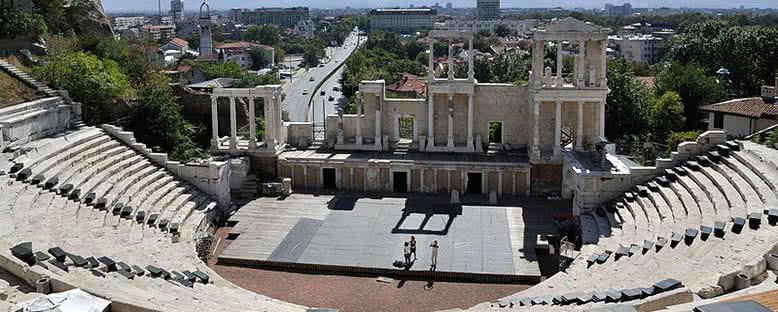 Roma Tiyatrosu - Plovdiv