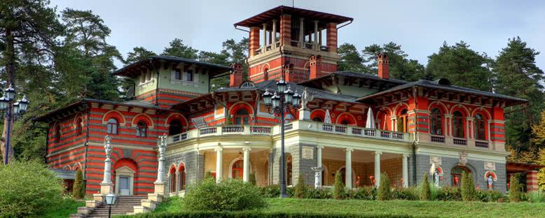 Romanov Sarayı - Bakuriani