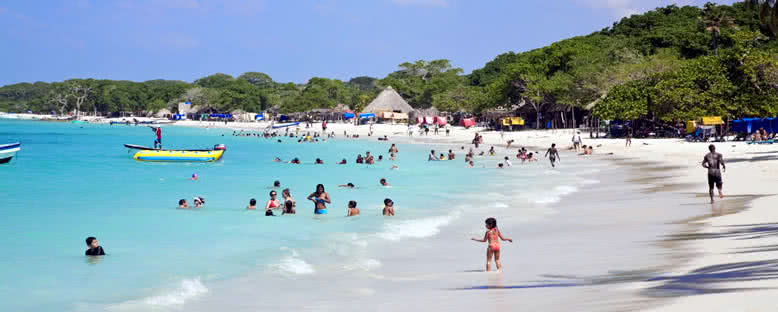 Rosario Adaları - Cartagena