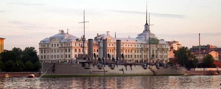 Avrora Gemisi - St. Petersburg