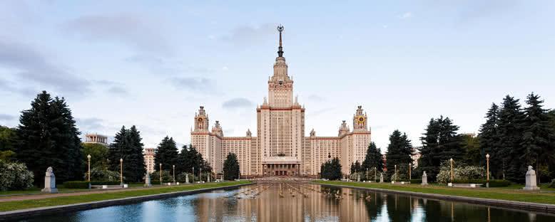 Moskova Devlet Üniversitesi - Moskova