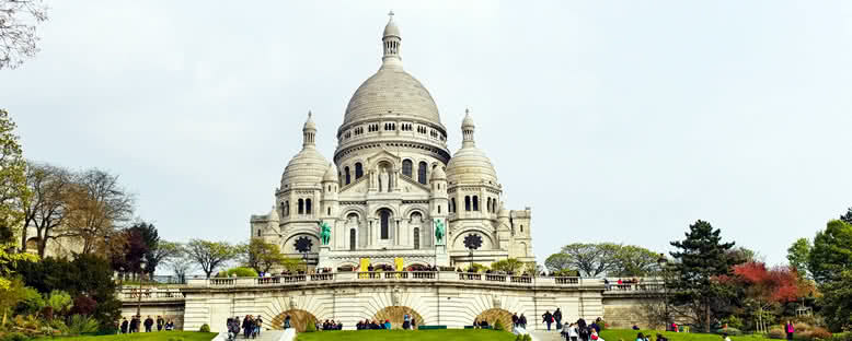 Sacre Coeur Kilisesi - Paris