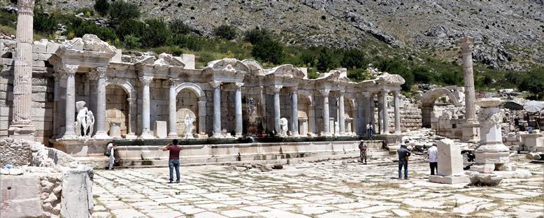 Sagalassos Antik Kenti - Burdur