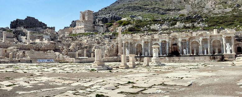 Sagalassos Harabeleri - Burdur