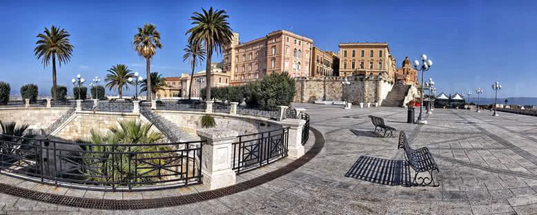 Sahil Bölgesi - Cagliari