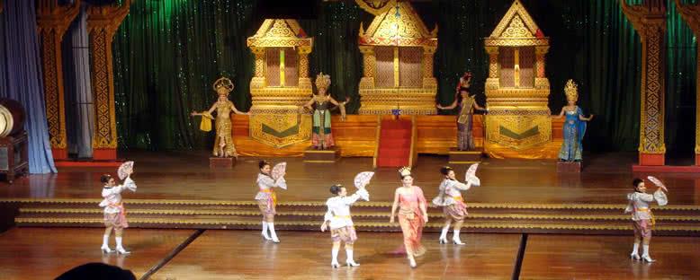 Sahne Şovları - Pattaya