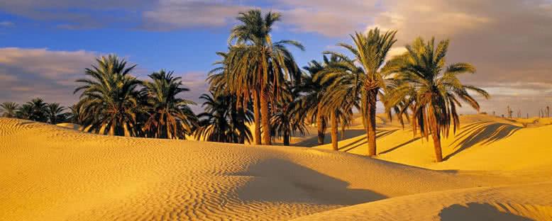 Sahra Çölü - Tunus