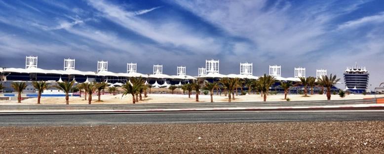 Sakhir Formula 1 Alanı - Bahreyn