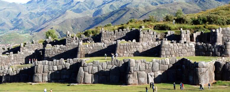 Saksaywaman Harabeleri - Cusco