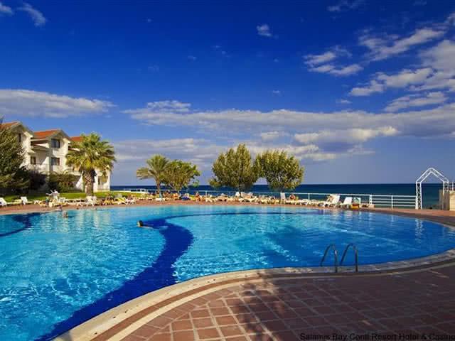 Salamis Bay Conti Hotel - Açık Havuz