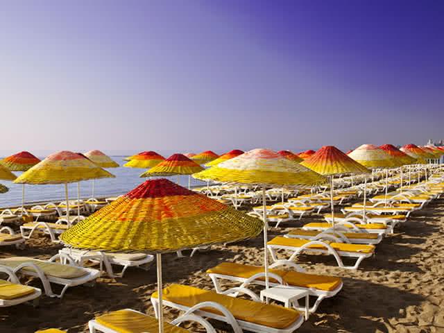 Salamis Bay Conti Hotel - Plaj