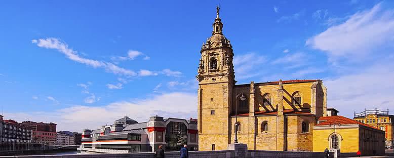 San Anton Kilisesi - Bilbao