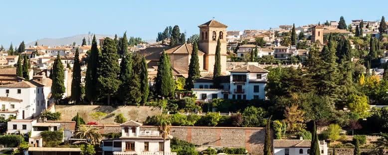 San Bartolomé Kilisesi - Granada