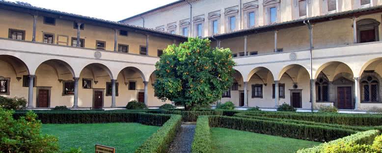 San Lorenzo Manastırı  - Floransa