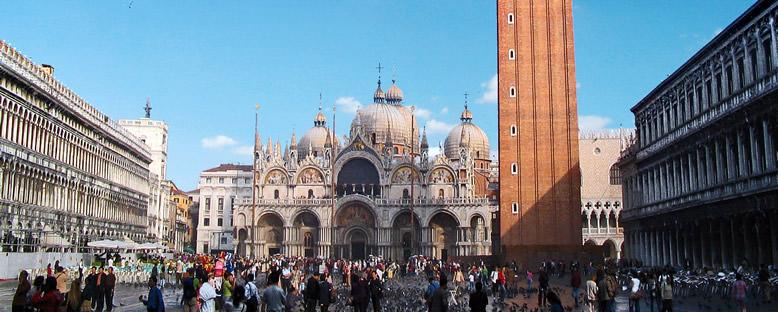 San Marco Meydanı - Venedik