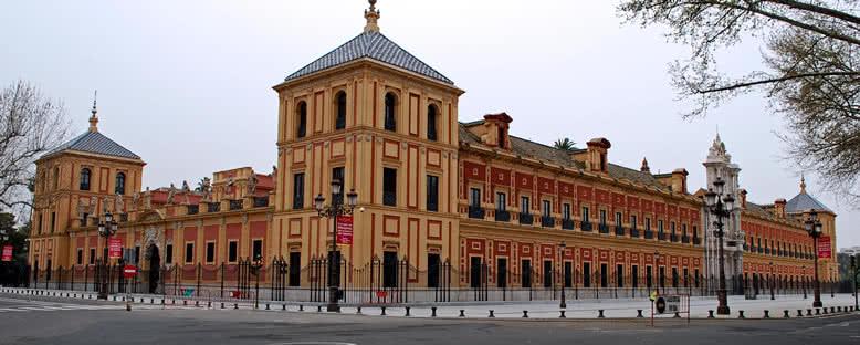San Telmo Sarayı - Sevilla