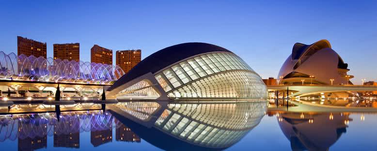 Sanat ve Bilim Şehri Müzesi - Valencia