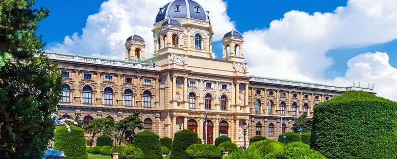 Sanat Tarihi Müzesi - Viyana