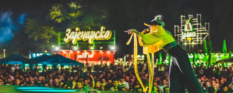 Sanatçı Etkinlikleri - Belgrad Bira Festivali