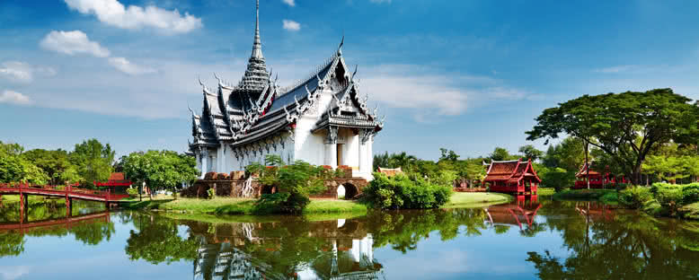 Sanphet Prasat Sarayı - Ayutthaya