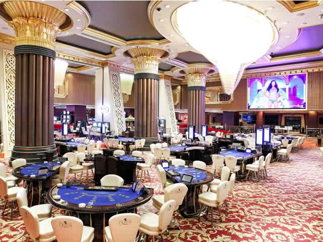 Şans Oyunları - Cratos Premium Hotel