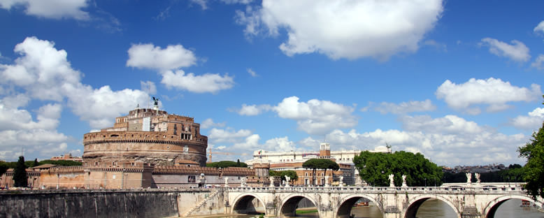 Sant' Angelo Şatosu - Roma