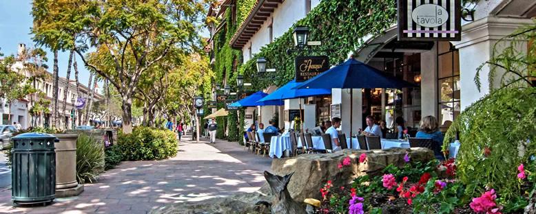 Santa Barbara - Pasifik Kıyıları