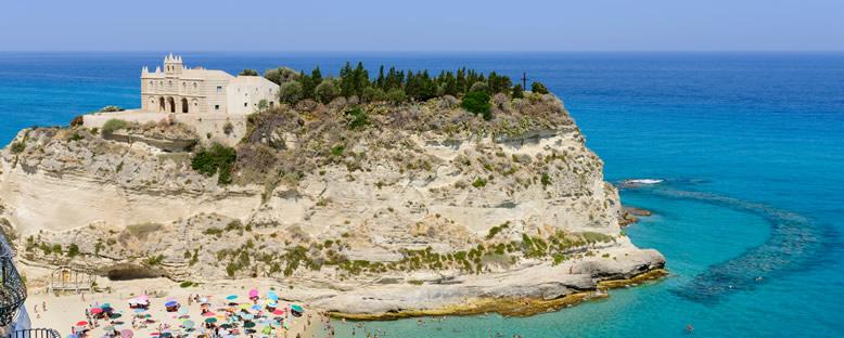 Santa Maria dell'Isola Kilisesi - Calabria