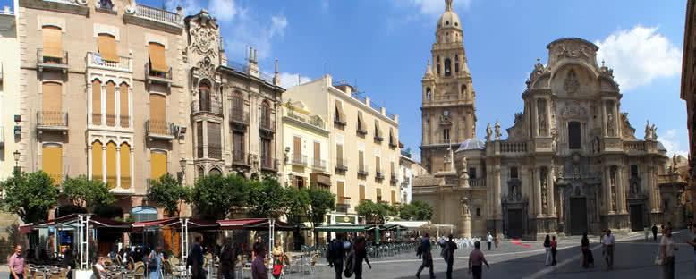 Santa Maria Katedrali - Murcia