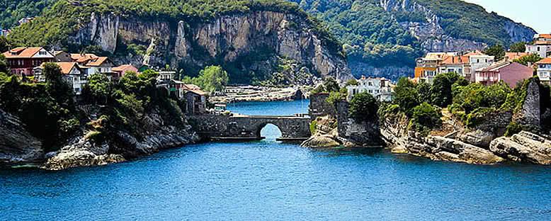 Kemere Köprüsü - Amasra