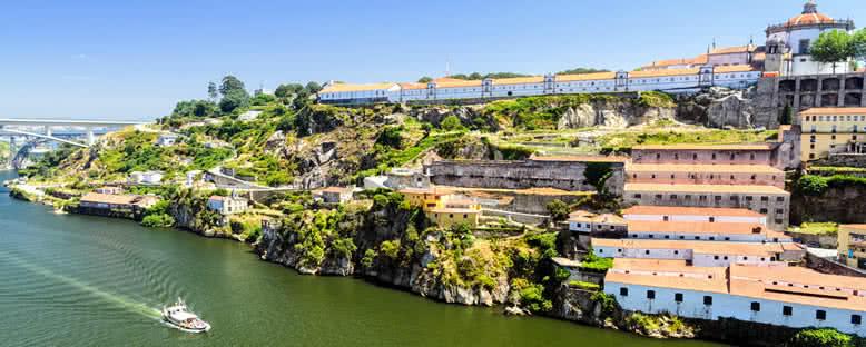 Şarap Mahzenleri - Porto