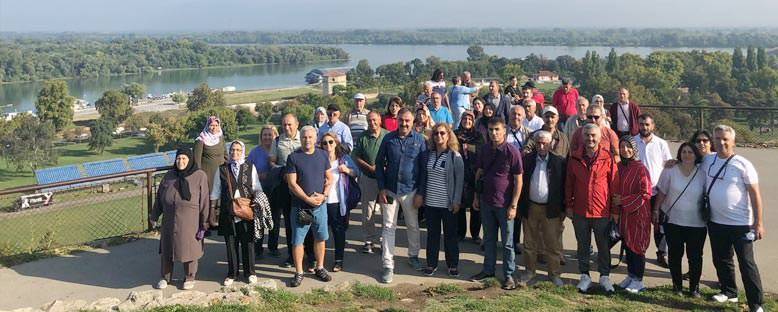 Baştan Başa Balkanlar Turu Gruppal Yolcuları