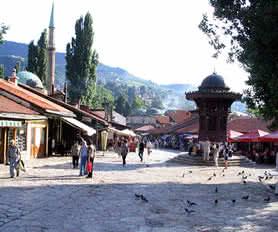 Saraybosna Turu (Vizesiz)