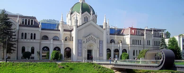 Güzel Sanatlar Binası - Saraybosna