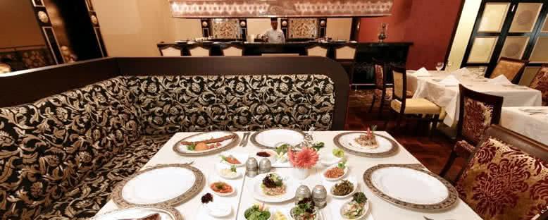 Sarayburnu Restaurant - The Savoy Ottoman Palace