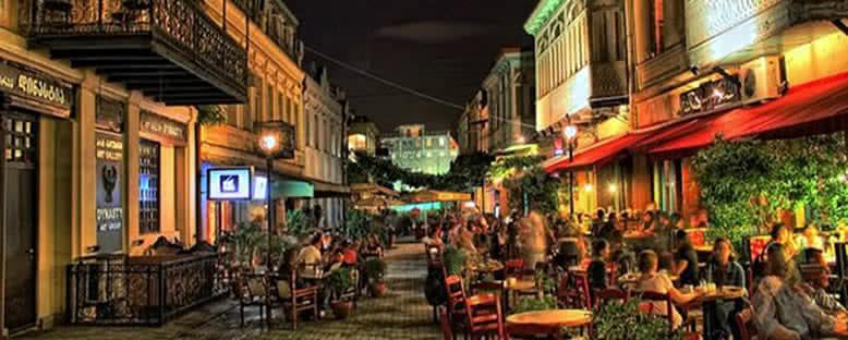 Şardeni Caddesi - Tiflis