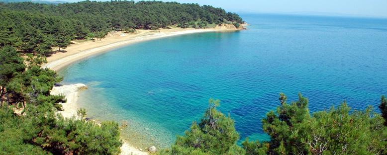 Saroz Körfezi Kıyıları - Edirne