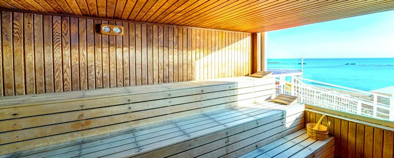Sauna - Salamis Bay Conti Hotel