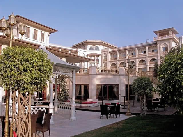 The Savoy Ottoman Palace Hotel - Bahçe