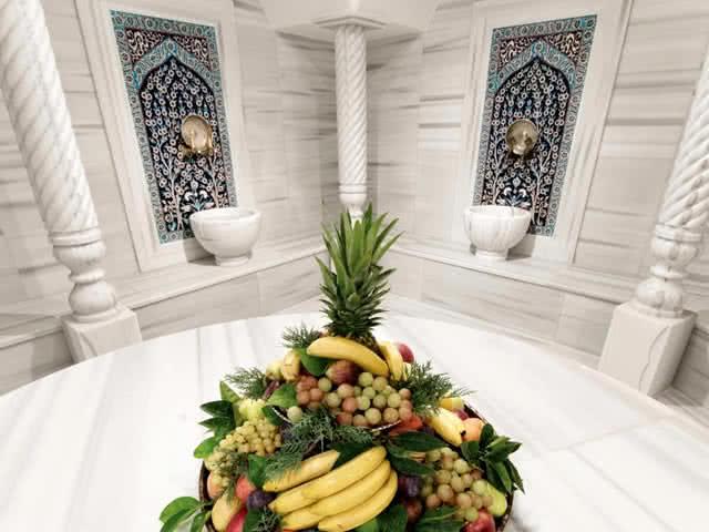 The Savoy Ottoman Palace Hotel - Hamam