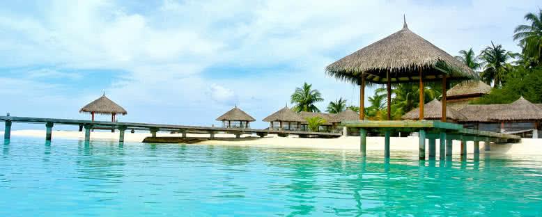 Sazdan Kulübeler - Maldivler