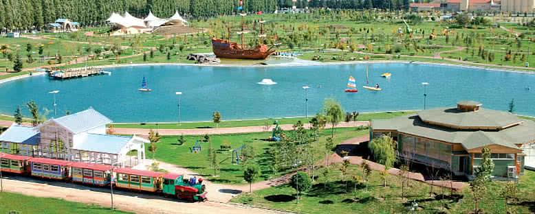 Sazova Parkı - Eskişehir