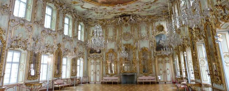 Schaezlerpalais Sarayı - Augsburg
